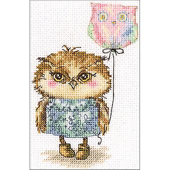 Dream Counted Cross Stitch Kit-4