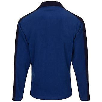 Gola Mens Warm Fleece Navy Jacket ize