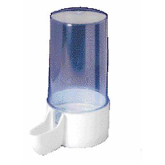 Voltrega Short Plastic Water Tube 200Ml (Birds , Feeders & Water Dispensers , For Cages)
