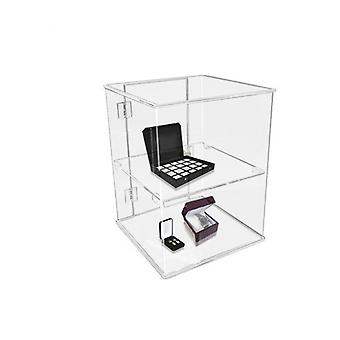 Display Cabinets - Locking Display Case - Small Square