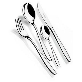 Monix Zurich in September 24 pieces stainless steel cutlery
