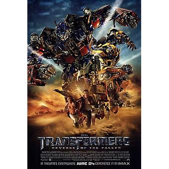 Transformers 2 : Revenge of the Fallen - style O affiche de film (11 x 17)