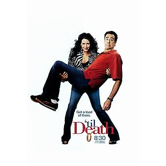 Til døden film plakat (11 x 17)