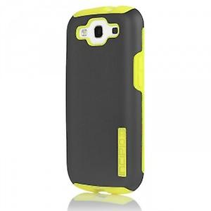 Incipio SA-304 Silicrylic 2layer protection case cover Samsung Galaxy S3 yellow/grey