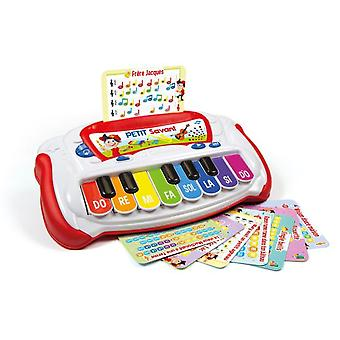 Clementoni Piano Touch And Learn (Toys , Educative And Creative , Music , Infants)