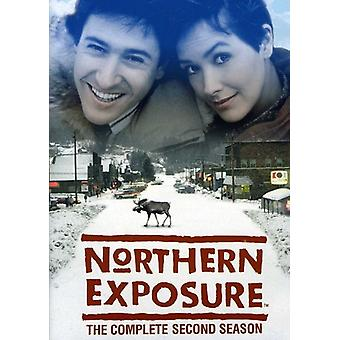 Northern Exposure - Northern Exposure: The Complete Second Season [2 Discs] [DVD] USA import