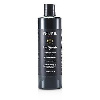 Philip B Scent of Santa Fe Balancing Shampoo (For All Hair Types) 350ml/11.8oz