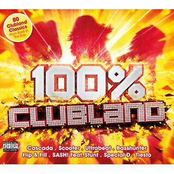 100 % Clubland von Various Artists