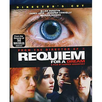 Requiem for a Dream [BLU-RAY] USA import