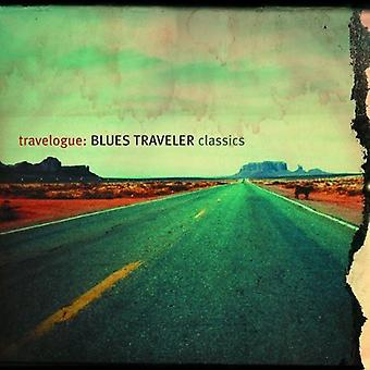 Blues Traveler - Travelogue: Blues Traveler Classics [CD] USA import