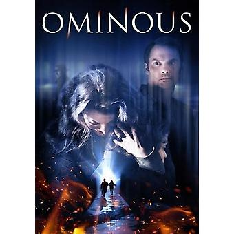 Ominous [DVD] USA import