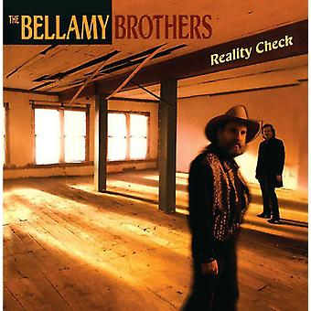 Bellamy Brothers - Reality Check [CD] USA importerer