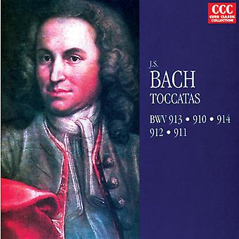 J.S. Bach - Bach: Toccatas [CD] USA import