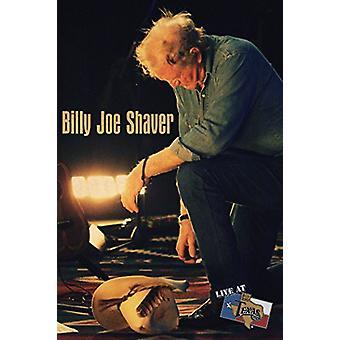 Shaver, Billy Joe - Live på Billy Bobs Texas [DVD] USA import
