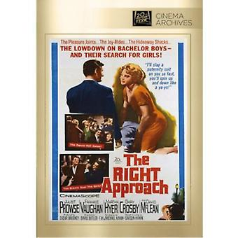Right Approach [DVD] USA import