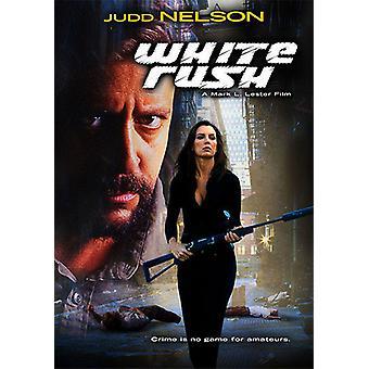 Hvid Rush [DVD] USA importerer