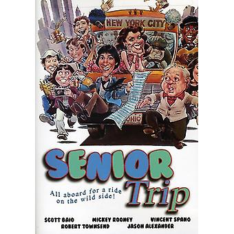 Senior Trip [DVD] USA import
