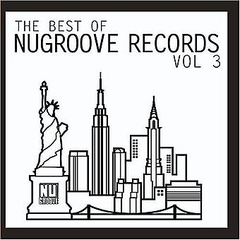 Best of Nu Groove Records - Vol. 3-Best of Nu Groove Records [CD] USA import