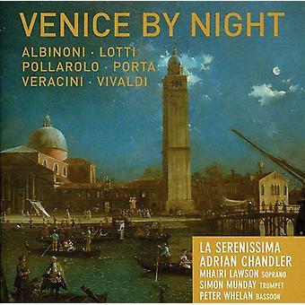 La Serenissima/Chandler - Venecia por importación de USA de noche [CD]