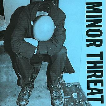 Mindre trussel - Minor Threat: Komplet diskografi [CD] USA import