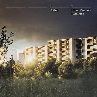 Breton - andre folks problemer [CD] USA importerer