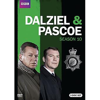 Dalziel & Pascoe: Season Ten [DVD] USA import