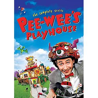 Pee-Wee's Playhouse: The Complete Series [DVD] USA Import