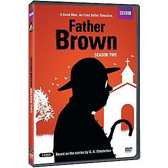 Fader Brown: Sæson to [DVD] USA import