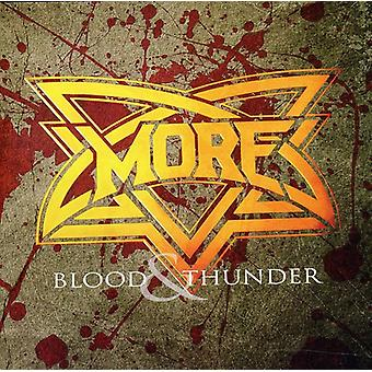 -Importieren Blut & Thunder [CD] USA