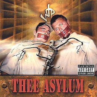 W-T-P - dir Asyl [CD] USA importieren