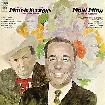 Plana y Scruggs - importación de Final Estados Unidos Affair [CD]