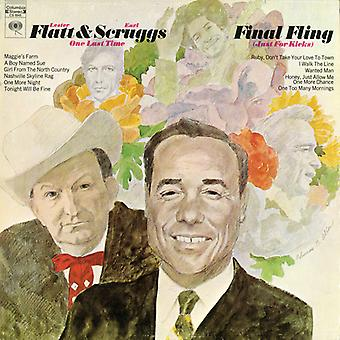 Flat & Scruggs - Final Fling [CD] USA import
