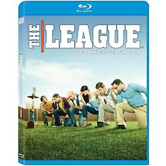 League - League: Season 4 [BLU-RAY] USA import