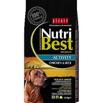 Picart Nutribest Activity (Dogs , Dog Food , Dry Food)