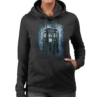Doctor Who Lost In The Mist Of Time Women's Hooded Sweatshirt