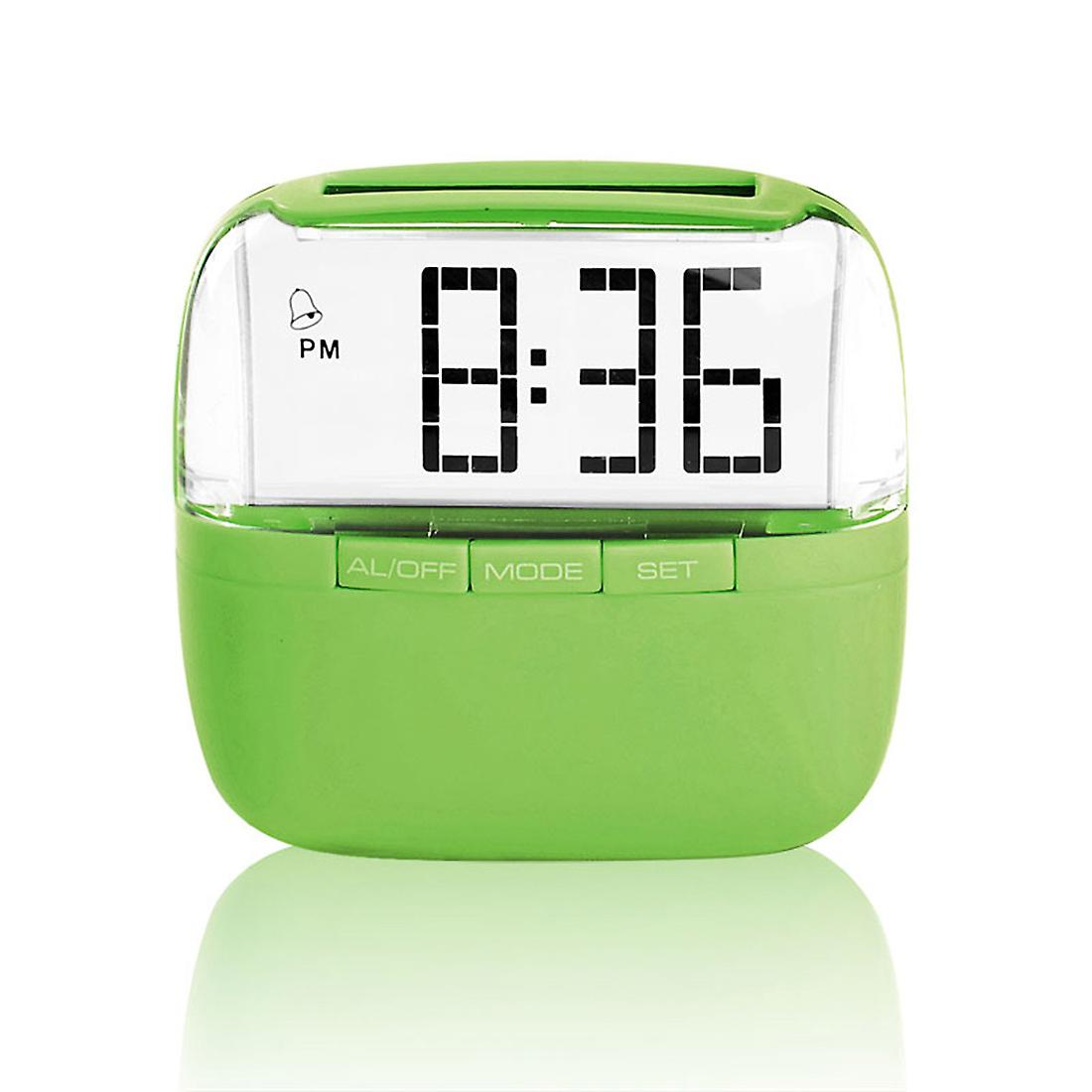 Solar Alarm Clock