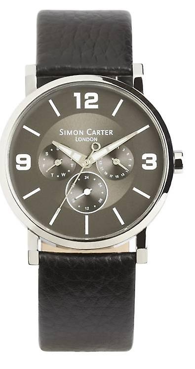 Simon Carter Watch - hvit
