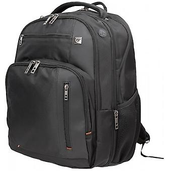 Gino Ferrari Hydros Laptop Backpack - Black