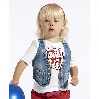 Verwend rotte Daddy's Girl Baby & Toddler T-Shirt