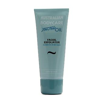 Australian Bodycare Tea Tree Oil Facial Exfoliator 75ml