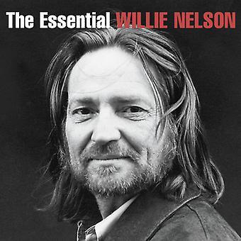 Willie Nelson - väsentliga Willie Nelson [CD] USA import