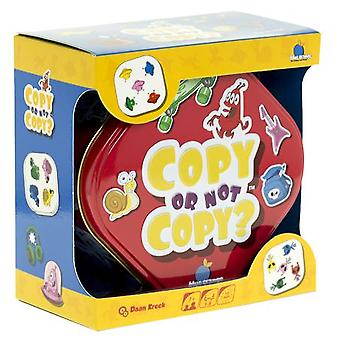 Blue Orange Copy Or Not Copy (Toys , Boardgames , Logic And Ingenuity)
