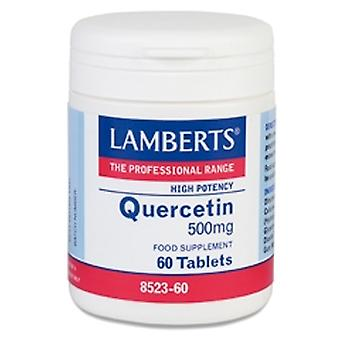 Lamberts Quercetin 500mg, 60 tablets