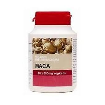 Rio Amazon, Maca 500mg, 90 vegicaps