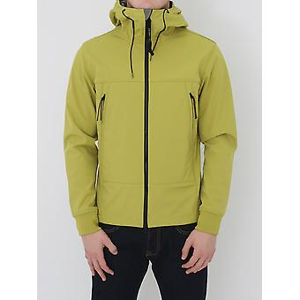 CP Company Softshell Goggle Jacket - Citronelle