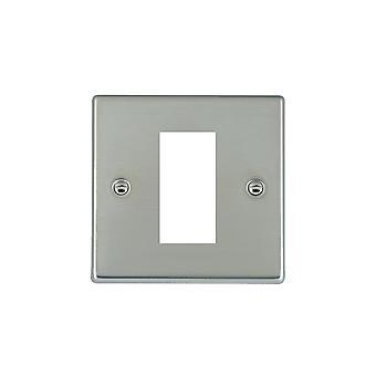 Hamilton Litestat Hartland Bright Stainless Chrome 1 Euro Apert 25x50+Grid