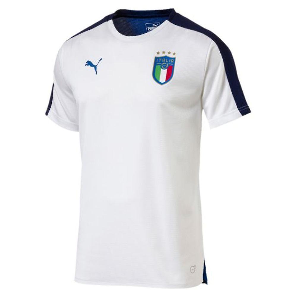 2018-2019 إيطاليا بوما استاد جيرسي (أبيض)