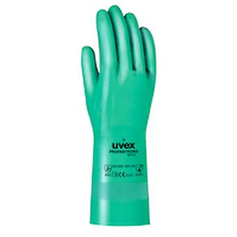 Uvex 60122 Size 7 Profastrong NF33 Green Gloves