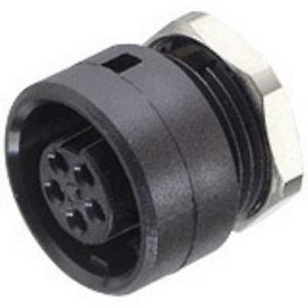 Binder 09-0998-00-05 09-0998-00-05 Subminiature Round Plug-in Connector Series Nominal current (details): 3 A Number of