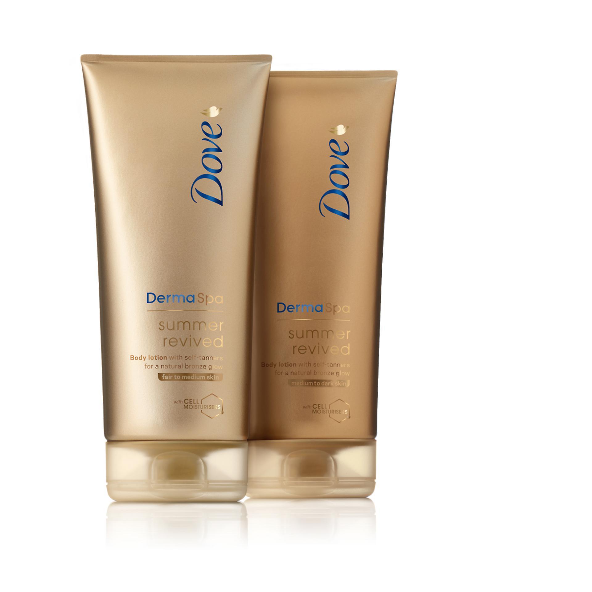 Dove Derma Spa Summer Revived Self Tanner